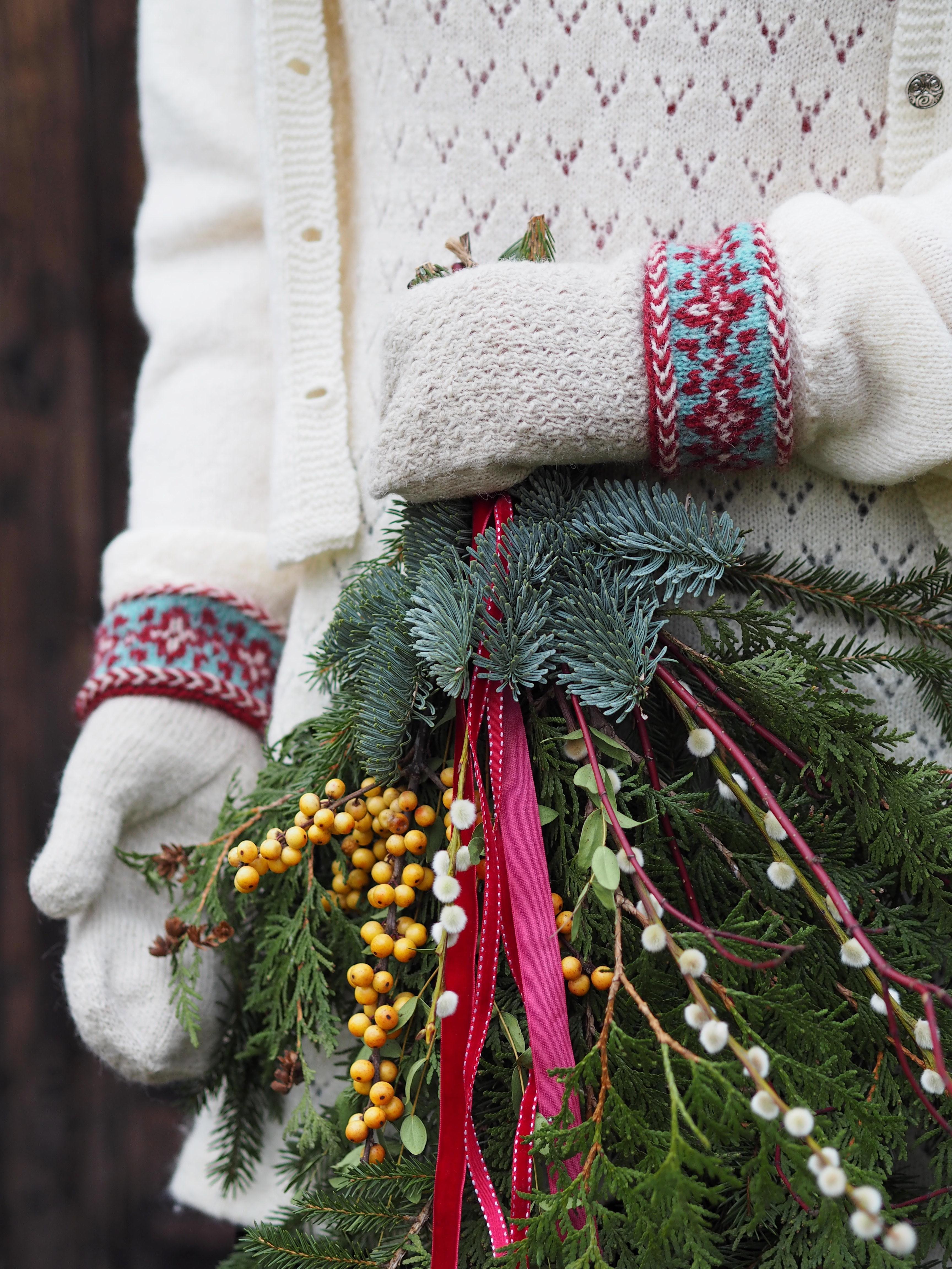 Christmas mittens 2019: Part 3