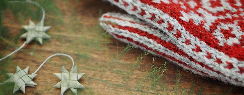 Julvanten (Christmas Mittens) 2020 - List of materials