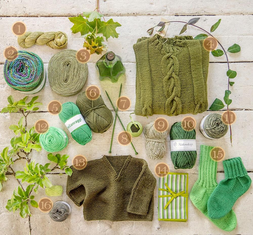 Grön inspiration
