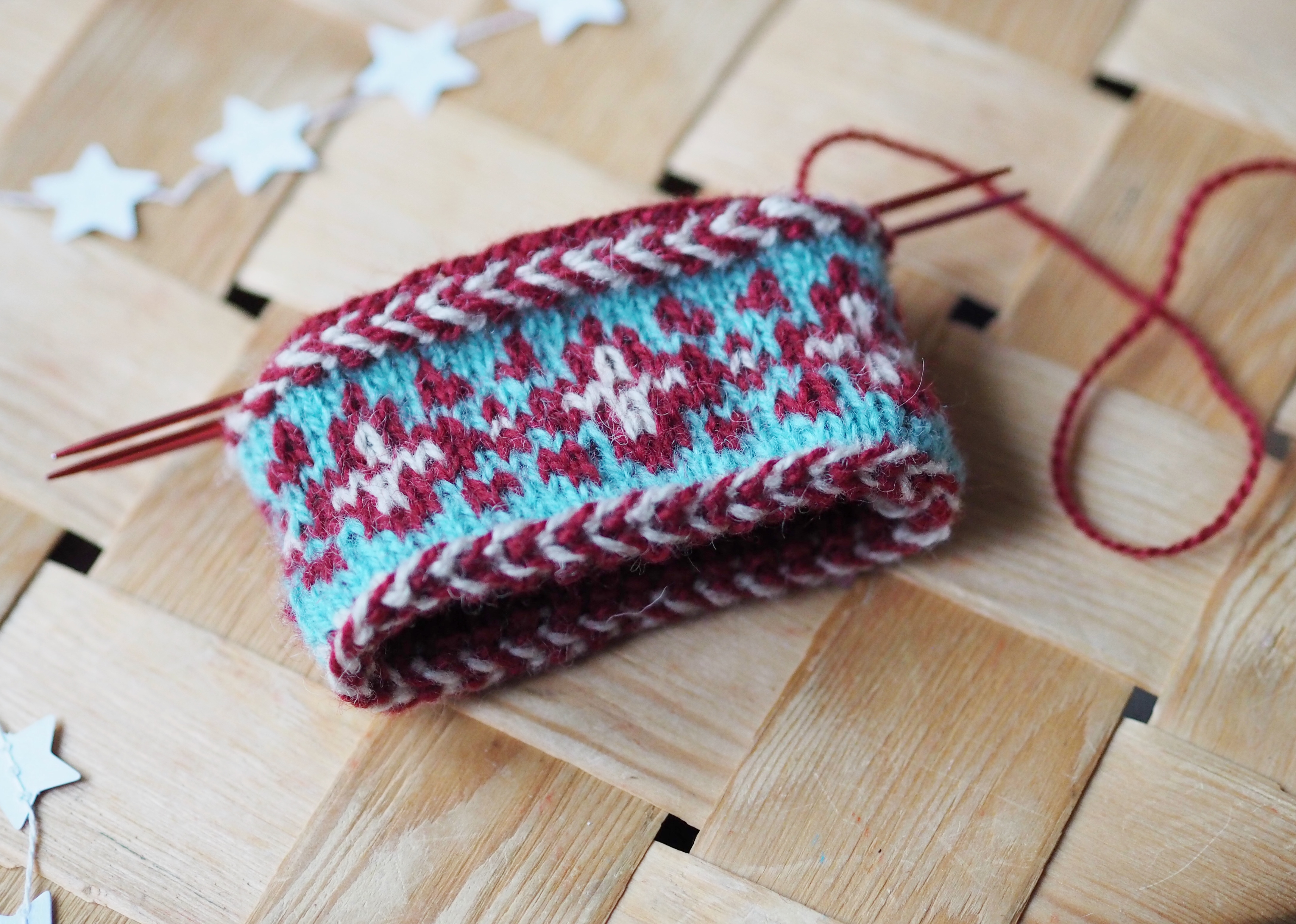 Christmas mittens 2019: Part 1