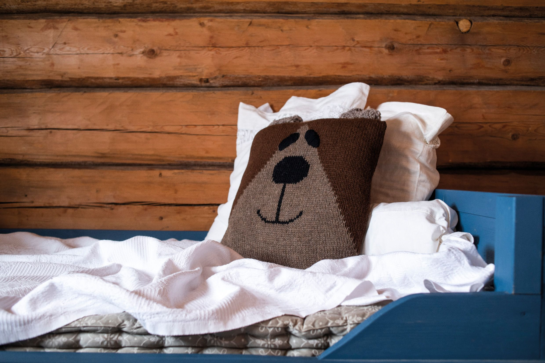 Björnkudde