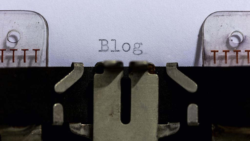 Bloggskola för nybörjare