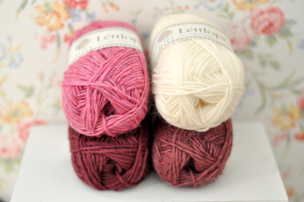 Häng med på Knit-a-long: Lär dig sticka islandströja i miniatyr!