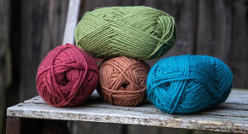 Nya färger i Alpe - ni valde namnen!