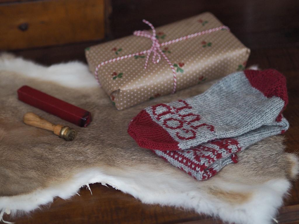 Julsockan – del 4