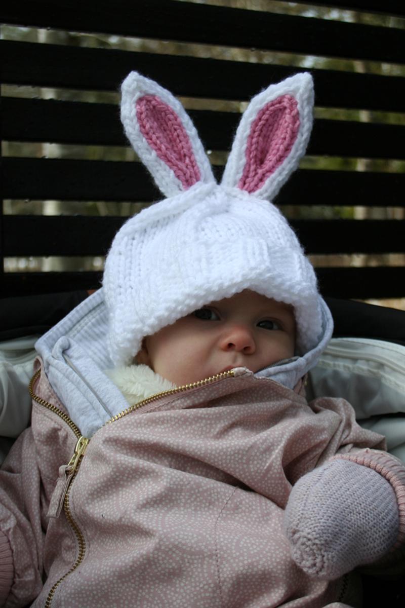 Kaninmössa till de minsta