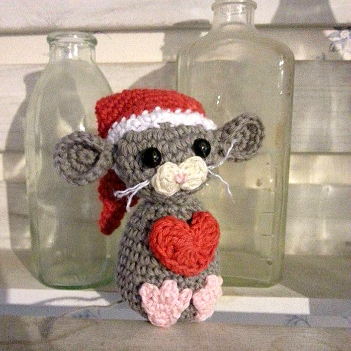 Lucka 8: Mössens julafton á la Christine