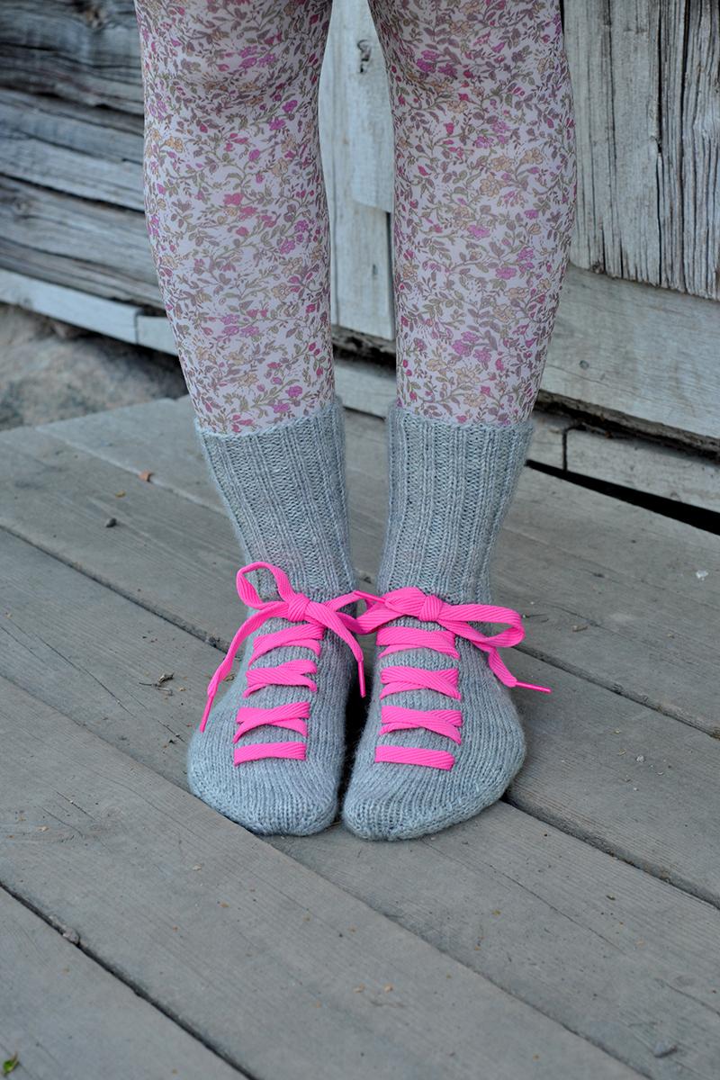 DIY: Fixa egna ragg-sneakers!