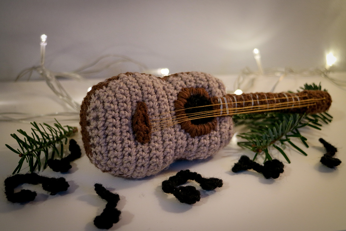 Virkad gitarr
