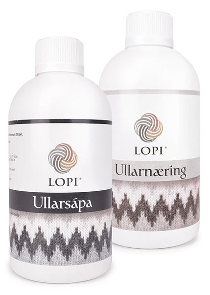 Ullsåpa & Ullbalsam